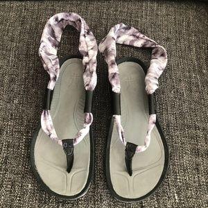 Kuru Shoes | Kuru Sling Tie Dye Sandal